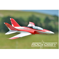 Super Scorpion Jet 70mm Red PNP