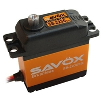 Digital Servo with Brushless Motor .13s/