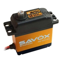 ###Digital Servo with Brushless Motor .1s/