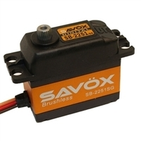 #Digital Servo with Brushless Motor .085