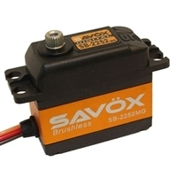 #Digital Servo with Brushless Motor .045