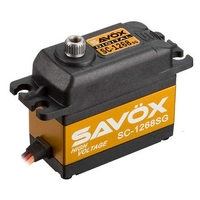 SAVOX SC-1267SG High Torque Metal Gear Servo