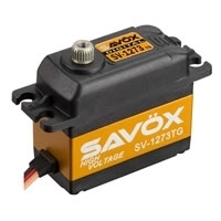 Digital Servo with Coreless Motor .065s/