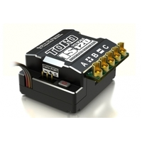 Toro 1S 1/12 scale 120 Brushless ESC