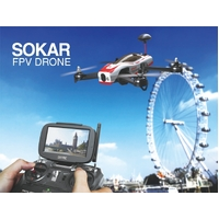 #Sokar FPV Drone package