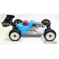 Birdie clear body shell for XB9