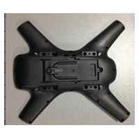 Syma X54 Lower cover ,Includes battery cover