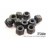 3mm Steel Locknut (10)