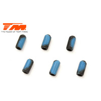 3x6mm Set Screw (6)