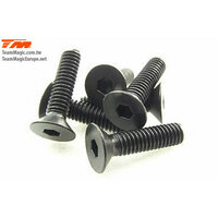 4x16mm Steel FH Screw (6)