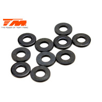 3.6x8x1mm Washer (10)