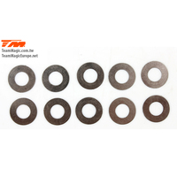 6.2x12x0.15mm Washer (10)
