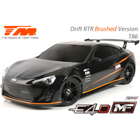 E4D MF 1/10 Drift Car RTR 86