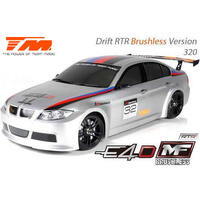 E4D MF Brushless Drift car BMW320