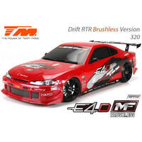 E4D MF Brushless Drift Car RTR-S15