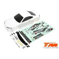 Body - 1/10 Touring / Drift - 190mm - Painted - no holes - S15 White