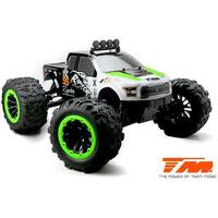 E6 Raptor EP Monster Truck 6S Green