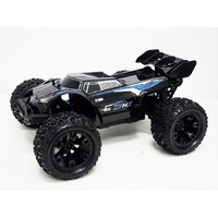 1/10th E5HX Monster brushless truck BLUE