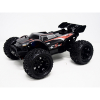 1/10th E5HX Monster brushless truck RED
