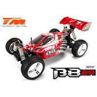 B8ER 1/8th Electric Buggy RTR Red