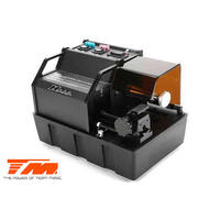 TT5 automatic tire truer for 1/10 + 1/12 models.