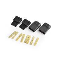 Traxxas Compatible Plug(Male&Female) 2pairs/bag