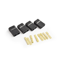 Traxxas Compatible Plug Female  4pcs/bag