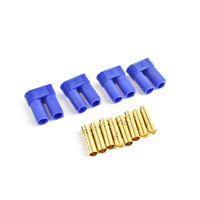 EC5 Plug Female(Female bullet with male housing)4pcs/bag