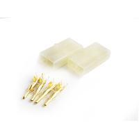 Tamiya connector Female Gold plated terminals 2sets//bag