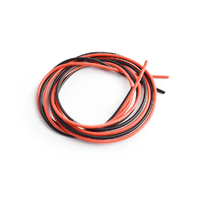 Silicone wire 20AWG 0.06 with 1m red and 1m black