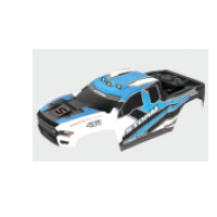 Tornado RC 1/18 4WD RTR High speed truck Pickup Shell(blue)