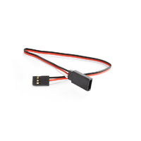 20cm 22AWG Futaba straight Extension wire