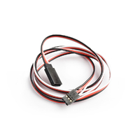 90cm 22AWG Futaba straight Extension wire
