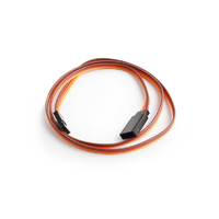 60cm 22AWG JR straight Extension wire