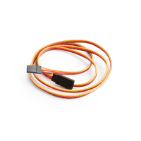 90cm 22AWG JR straight Extension wire