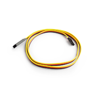 60cm 22AWG Hitec straight Extension wire