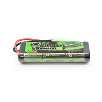 TORNADO RC 2400MAH 7.2V NIMH STICKPACK DEANS CONNECTOR
