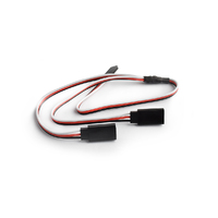30cm 22AWG Futaba straight Y Extension wire