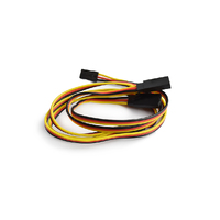 60cm 22AWG Hitec straight Y Extension wire