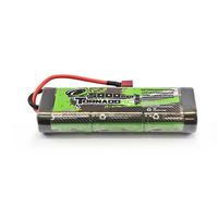 TORNADO RC 5000MAH 7.2V NIMH STICKPACK DEANS CONNECTOR