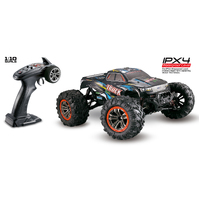 Tornado RC 1/10 IPX4 4WD Brushed Monster Truck