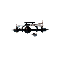 Tornado RC D90 Axle set