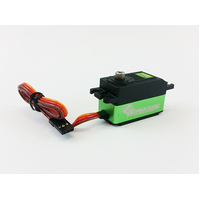 .093 12kg Digital Coreless LP Plastic Case Servo Tornado RC