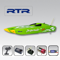 Thunder Tiger Desperado JNR Brushless RTR Green