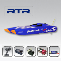 Thunder Tiger Desperado JNR Brushless RTR Blue