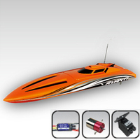 Thunder Tiger Avanti JNR Brushless Orange (No Radio or RX)