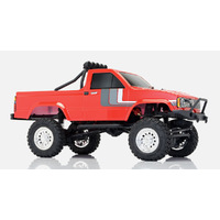 Thunder Tiger 1/12 RTR Toyota Hilux Red