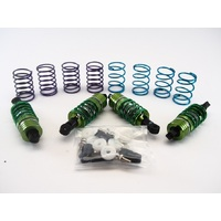 Tamiya MO5 Alloy shock set green