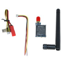 REPLACEMENT 5.8 GHZ 25mW VIDEO TRANSMITTER (MINIVET) (1PC)