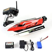 High Speed Brushless Cat 2.4G High Speed 45km/h Racing RC Boat (Requires Charger)